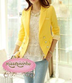 Blazer Miss Ruivinha 1 - Miss Ruivinha Shop