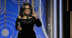 Oprah Calls For Day When No One Has To Say 'Me Too' During Golden Globes Speech | HuffPost