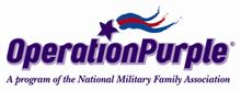 Operation Purple provides children of deployed service members with a free week of summer camp.  Registration opens March 19 for the 2012 camp year!