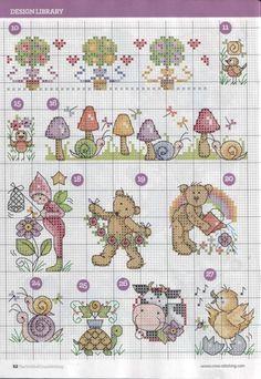 Gallery.ru / Фото #31 - The world of cross stitching 225 - tymannost