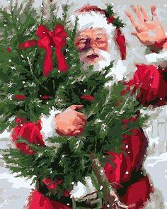 Diy Christmas Tree, Christmas Colors, Kids Christmas, Christmas Decorations, Holiday Decor, White Christmas, Holiday Crafts, Christmas Wreaths, Santa Pictures