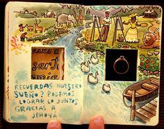 0082 Sketchbuch, via Flickr