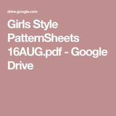 Girls Style PatternSheets 16AUG.pdf - Google Drive
