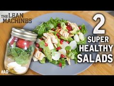 Superfood Salad Recipes - http://www.bestrecipetube.com/superfood-salad-recipes/