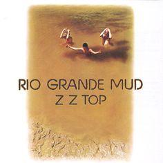 Rio Grande Mud. Released the 4th of april in 1972. ZZ Top http://www.roeht.com/rio-grande-mud/