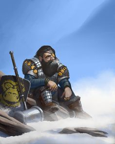 Dwarf Fighter, D&d Online, Fantasy Dwarf, Wizards Of The Coast, Great Artists, Dungeons And Dragons, How To Become, The Past, Community
