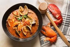 Catalan Stew with Lobster and Clams by David Tanis - Among NY Times' Top 20 Most Popular Recipes of 2014