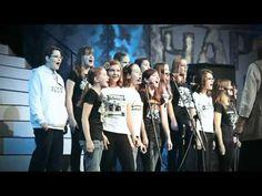 """Официальный Live-клип на новую версию песни """"Я смотрю на них"""" гр. Тараканы! и детского хора."""
