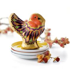 Godiva Milk Chocolate Foil Turkey will be part of my table decor this year