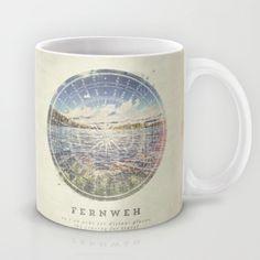 Fernweh Vol 1 Mug