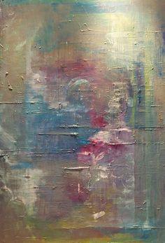 by Carlos Muñoz Luque.  Colección privada. arte abstracto
