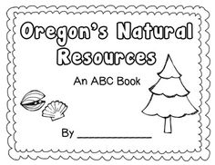 State ABC Book Research Report Project product from Dr