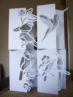 paper cutting design