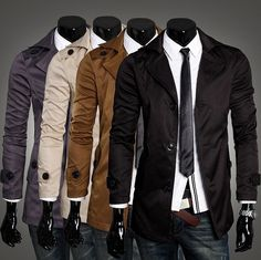 2012 autumn and winter high quality casual Slim handsome single breasted mens trench coat trench coat male-in Trench from Apparel amp; Accessories on Aliexpress.com Wedding Attire | handsome guys picture single handsome men