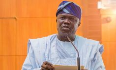 Ambode promises to better the lot of Lagos youths