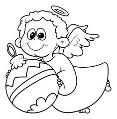 pallina natale disegno - Cerca con Google