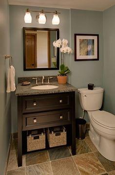 Half Bathroom Decorating Ideas   Design Ideas & Decors