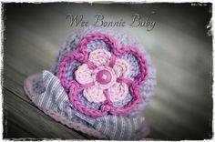 Chunky Summer Brim Hat - Lilac  Vienna Brim Hat, Beanie Hats, Crochet Accessories, Vienna, Boy Or Girl, Lilac, Colours, Chain, Summer