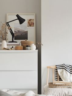 How to update your home this summer without buying anything new Nordic Design, Floating Nightstand, Perspective, Fresh, Table, Summer, Furniture, Home Decor, Floating Headboard