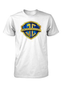 Jesus Christ Logo Hero Christian T-Shirt for Men