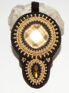 naszyjnik z hafru koralikowego