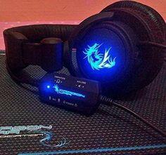 Headphone Gaming - Dragon War - Beast