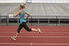 Running Faster Could Prevent Knee Strain