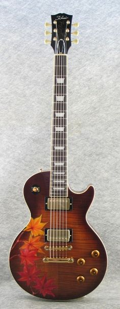 "東海楽器, LS Prototype ""紅葉"" (Tokai Les Paul copy)"