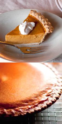 Simply put this is the best Pumpkin Pie ever seriously! Its a little more work but man is it worth it! Perfect for any holiday! Best Pumpkin Pie Recipe, Pumpkin Recipes, Pumpkin Dessert, Pie Dessert, Eat Dessert First, Dessert Recipes, Easy Pie Recipes, Sweet Recipes, Recipes