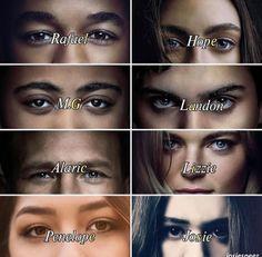 Vampire Diaries Poster, Vampire Diaries Memes, Vampire Diaries The Originals, Legacy Tv Series, Hayley And Klaus, Vampier Diaries, Hope Mikaelson, Vampires And Werewolves, Original Vampire