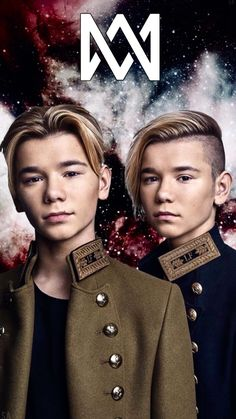Marcus and Martinus wallpaper✨ HBD ! - Best of Wallpapers for Andriod and ios Marcus Y Martinus, Mike Singer, M Wallpaper, Men Tumblr, Cute Twins, Gif Photo, Pretty Wallpapers, Boy Hairstyles, Kawaii Girl
