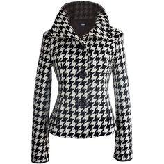 Köp Houndstooth Wool Jacket online på miinto.se för endast 879,00 SEK. Hitta 55 andra Cameo Produkter på miinto.se
