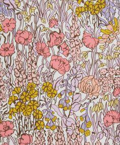~ Liberty Art Fabrics - Tiny Poppytot B Tana Lawn                                                                                                                                                                                 More