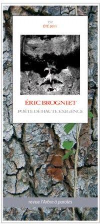 Arbre à Paroles #152 : Eric Brogniet : poète de haute exigence