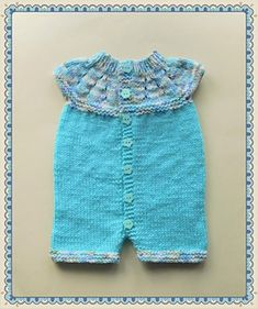 So easy to knit - and so cute!!  Free pattern.