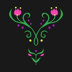 Check out this awesome 'Rosemaling' design on @TeePublic!