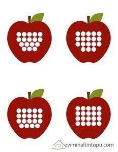 Elma Kurdu Etkinligimiz Elmalar Cubuk Oyunlar
