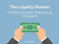 Did you know 77% of consumers retract their loyalty faster than they did three years ago? Find out why and how to protect your brand from The Loyalty Illusion on our blog.