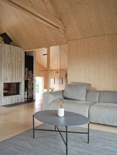 Living room Large Tent, Wooden Barn, Old Barns, Facade, House, Layout, Photo And Video, Living Room, Gallery