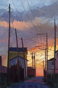 Rene Wiley - Alley Glow