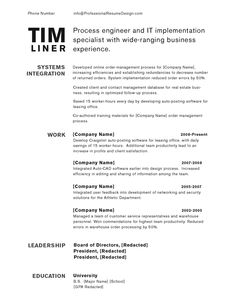 great resume design Darren Beer | CV on Behance — Designspiration ...
