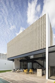 Gallery of Un Patio / P11 Arquitectos - 17