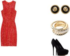 """""""dress"""" by danceroxo on Polyvore"""