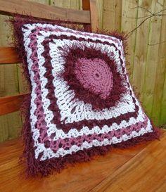 naturalcrafts: pillows crochet pattern