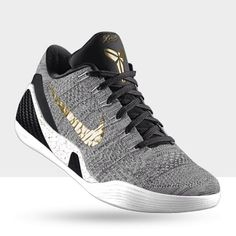 Nike Kobe 9 Elite Low hits Nike iD.