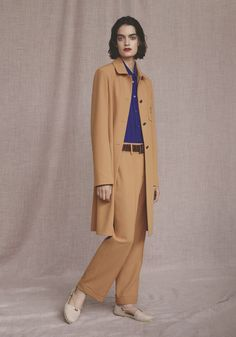 Hermes Resort 2017 | Trendstop's colour experts bring you the key SS18 womenswear shades, helping to ensure that collections have the optimum analysis to inform decision making. To read more of this post head over to our blog at http://blog.trendstop.com/