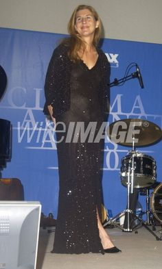 Monica Selles during 2003 Cannes...