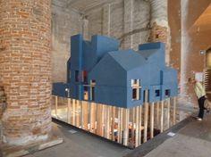 Architects De Vylder Vinck Taillieu, Architecture Biennale Venezia 2010
