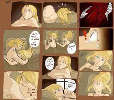 Cutest anime couple ever. <3