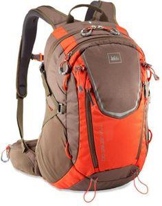 1a3064b17d CAST IRON/VERMILLION Rucksack Backpack, Leather Backpack, Messenger Bag, Go  Bags,
